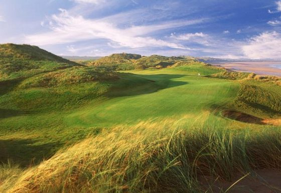 "The ""Serious"" Irish Golf Tour"